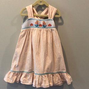 816b9819dfd Shrimp and Grits Kids Dresses - Shrimp and Grits kids smocked mermaid dress  🧜 ♀